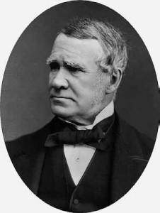 Sir John Hawkshaw, 1877